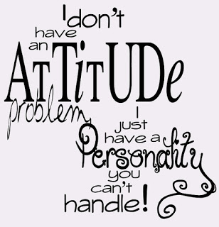 Attitude Problem Profile Pic