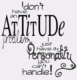 Attitude Problem Profile Pic