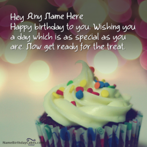 Birthday wishes image