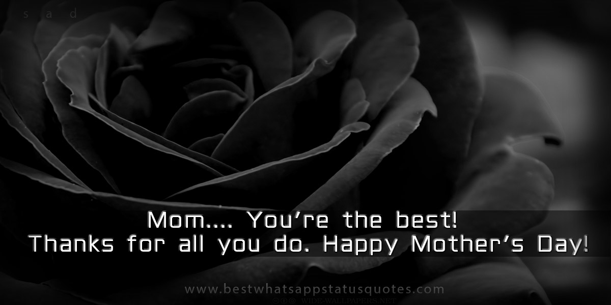 Mother's Day 2019 Wishes Messages