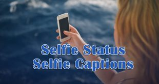 Selfie Status