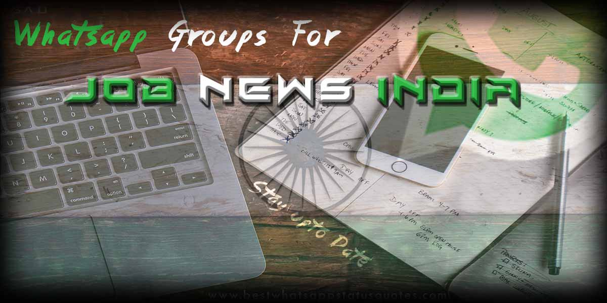 News India Whatsapp Groups