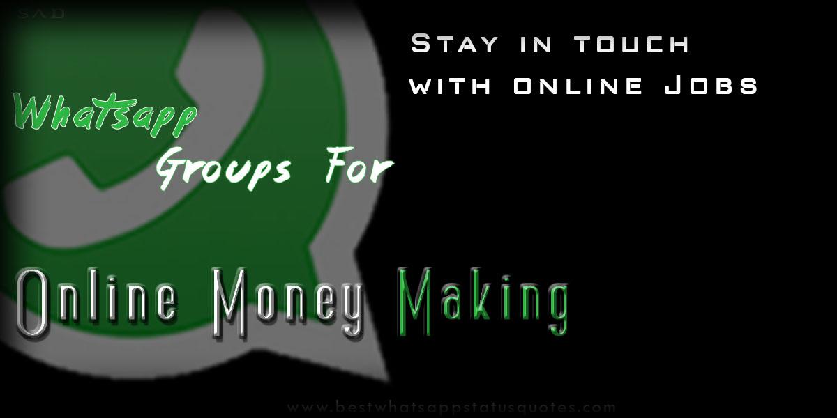 Online Money Making Community